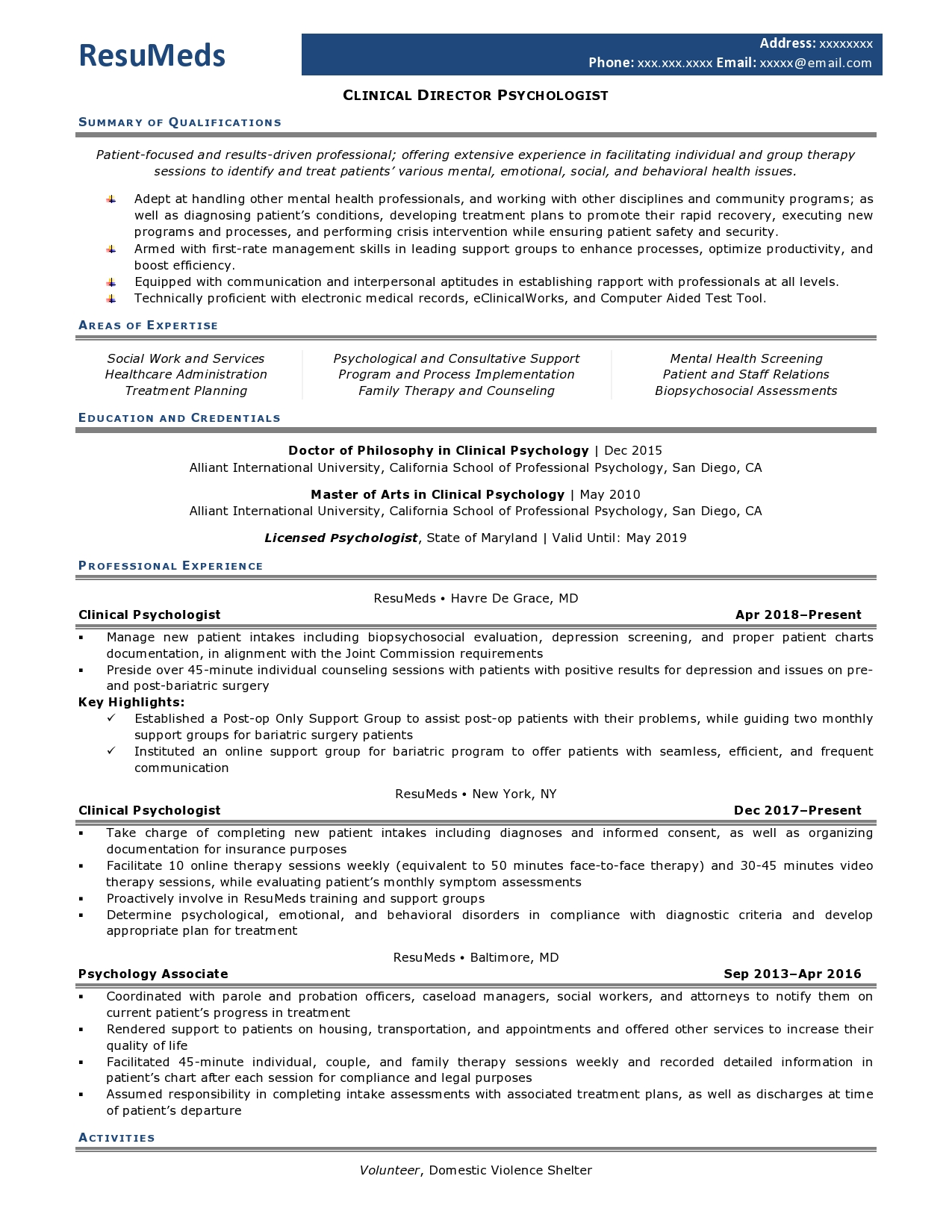 ResuMeds_ClinicalDirectorPsychologist-page0001